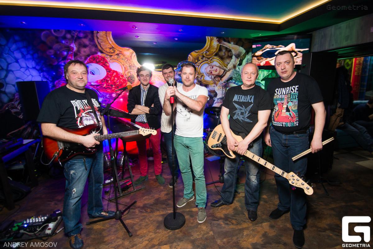 Концерт кавер группы OK BAND