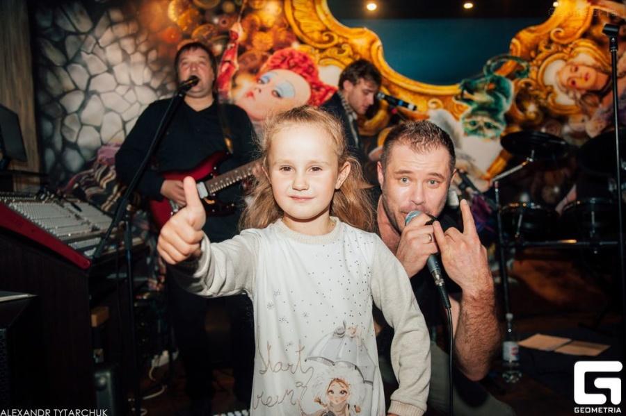 КОНЦЕРТ ГРУППЫ OK-BAND